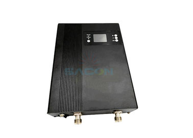 Intelligent Mobile Phone Signal Booster 27dBm Power 4G LTE2600mhz LCD Display